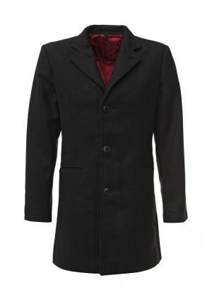 Пальто d-Struct. Цвет: черный