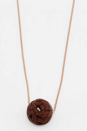 Подвеска Samsara. Цвет: коричневый