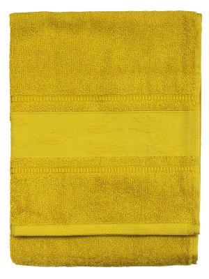 Полотенце ZLATA KORUNKA. Цвет: желтый