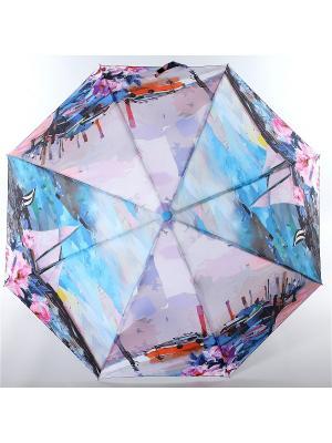 Зонт Magic Rain. Цвет: розовый, белый, лазурный