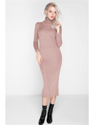 Трикотажное платье с длинным рукавом DEMURYA