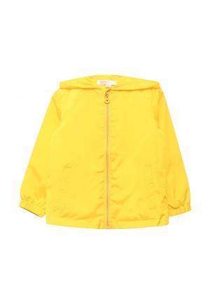 Ветровка Modis. Цвет: желтый