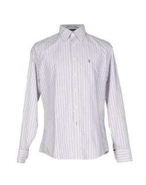 Pубашка JECKERSON. Цвет: сиреневый