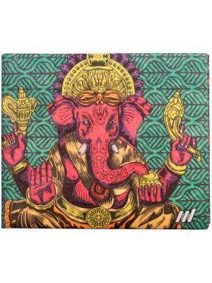 New  Ganesha wallet. Цвет: зеленый