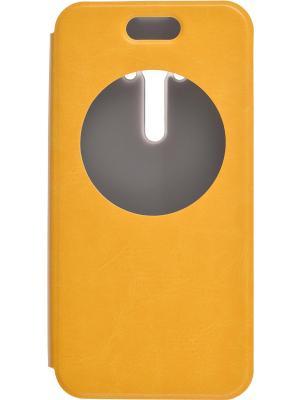 Asus Zenfone Selfie ZD551KL skinBOX. Цвет: желтый