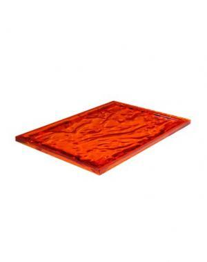 Поднос KARTELL. Цвет: оранжевый