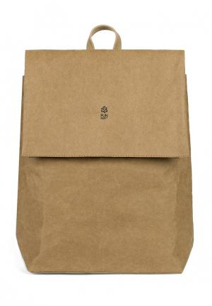 Рюкзак FUN PACK OLIVE Kraft. Цвет: хаки