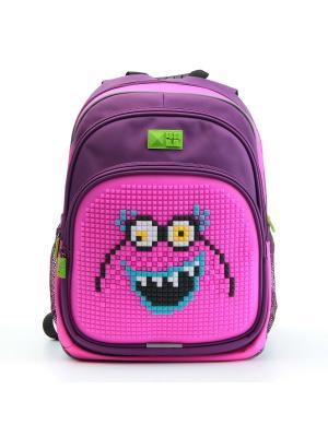 Рюкзак KIDS 4All. Цвет: фиолетовый, розовый