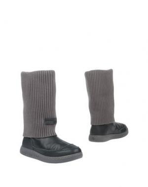 Полусапоги и высокие ботинки PIRELLI PZERO. Цвет: синий