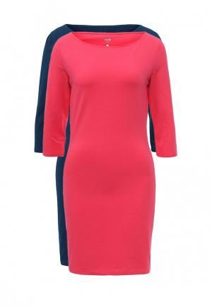 Комплект платьев 2 шт. oodji. Цвет: разноцветный
