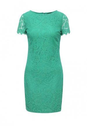 Платье Dorothy Perkins. Цвет: зеленый