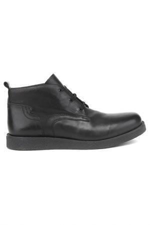 Ботинки DERIMOD. Цвет: черный