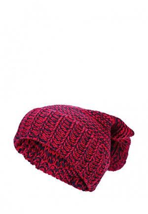 Комплект шапка и шарф Venera. Цвет: розовый