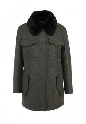 Пальто Sonia by Rykiel. Цвет: серый