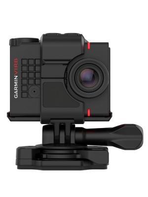 Virb Ultra 30 4K Экшн камера с GPS и дисплеем GARMIN. Цвет: черный