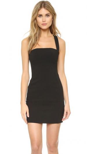 Платье-футляр для Bryson Black Halo. Цвет: голубой