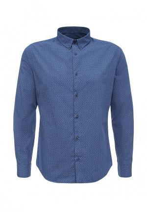 Рубашка Medicine. Цвет: синий