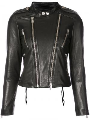 Куртка Bowie Anine Bing. Цвет: чёрный