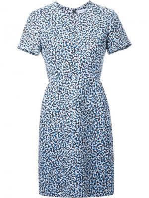 Платье Jodie Jonathan Saunders. Цвет: серый