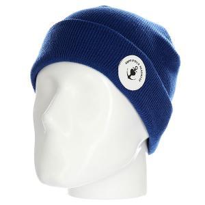Шапка  Anchorage Blue Hoppipolla. Цвет: синий