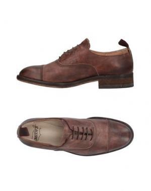 Обувь на шнурках SMITH'S AMERICAN. Цвет: коричневый