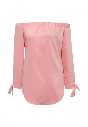 Блуза Vittoria Vicci. Цвет: розовый