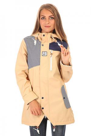 Куртка женская  Arvor Beige Picture Organic. Цвет: бежевый