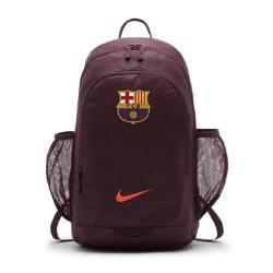 Футбольный рюкзак FC Barcelona Stadium Nike. Цвет: пурпурный