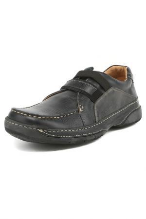 Туфли Messeca. Цвет: черный