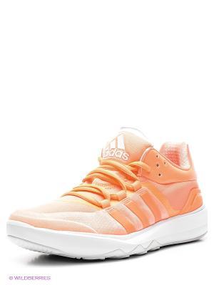 Кроссовки GT Adan TR W Adidas. Цвет: светло-оранжевый