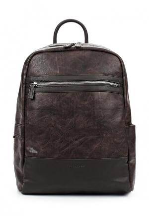 Рюкзак David Jones. Цвет: коричневый