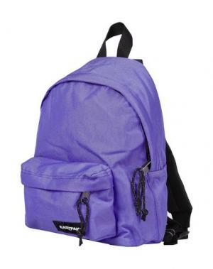 Рюкзаки и сумки на пояс EASTPAK. Цвет: фиолетовый