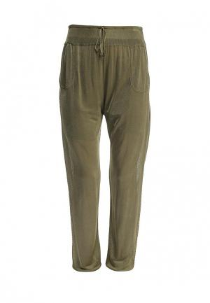Брюки Roccobarocco Knitwear. Цвет: зеленый