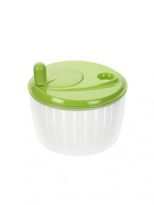 Мойка для салата Lurch. Цвет: зеленый