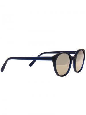 Солнцезащитные очки Copenhagen Prism. Цвет: синий