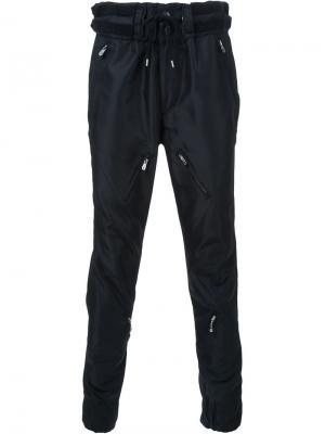Зауженные брюки The Soloist. Цвет: чёрный