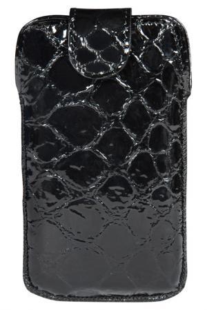 Mobile phone case Silvio Tossi. Цвет: black