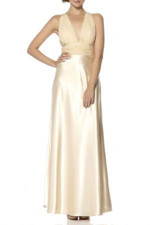 Платье YASMIN. Цвет: none