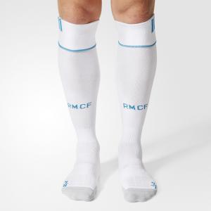 Игровые гетры Реал Мадрид Home  Performance adidas. Цвет: белый