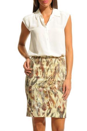 Юбка Ludomara fashion. Цвет: мультицвет