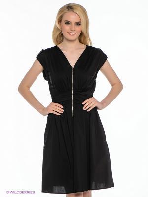 Платье Concept Club. Цвет: черный