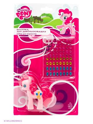 Набор для творчества my little pony. Multiart. Цвет: розовый