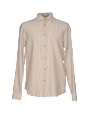 Pубашка NOVEMB3R. Цвет: бежевый