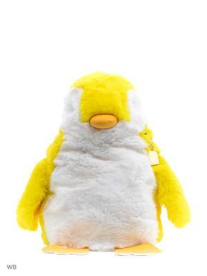 Рюкзак Punta. Цвет: желтый