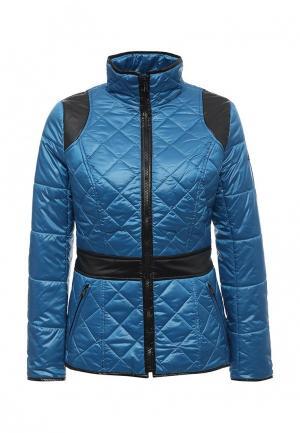 Куртка утепленная Conver. Цвет: синий