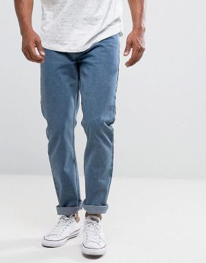 Loyalty & Faith Выбеленные джинсы прямого кроя and Konfer. Цвет: синий