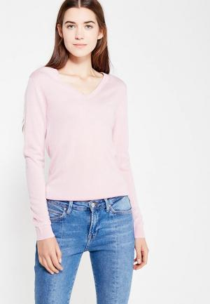 Пуловер Rodier. Цвет: розовый