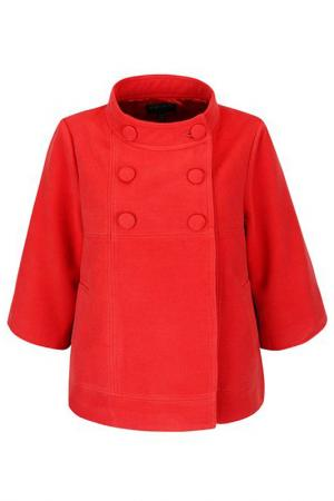 Coat FEVER LONDON. Цвет: red