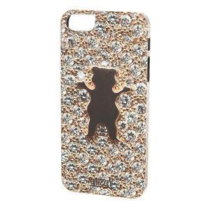 Чехол для iPhone 5s  Bear Case Gold Grizzly. Цвет: желтый,серый