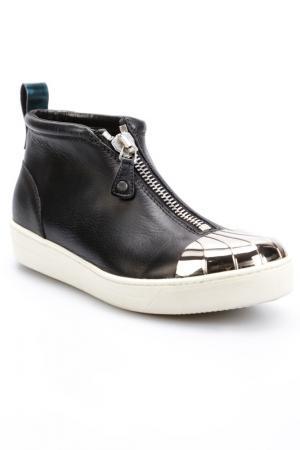 Ботинки Grey Mer. Цвет: black, silver